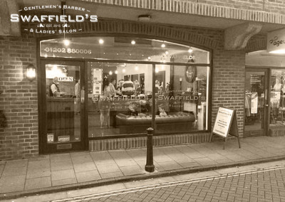 Swaffield's Barber and Salon, Wimborne